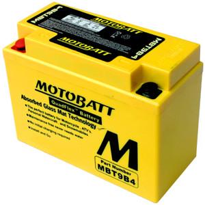 Motobatt MBT9B4 9Ah Battery