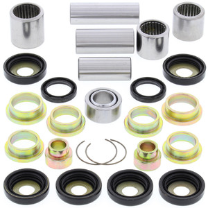 All Balls Shock Swing Arm Linkage Bearing Seal Kit for CR125R CR250R Honda 85-88