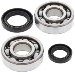 All Balls Crank Shaft Bearing Kit for Honda CR125R 1987-2007