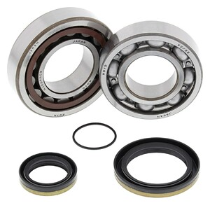 All Balls Crank Shaft Bearing Kit for KTM EXC250 EXC300 MXC300 SC, Others