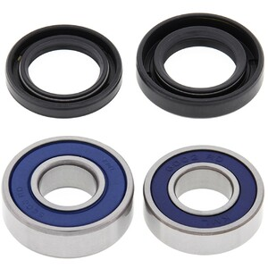 All Balls Wheel Bearing Kit (repl 25-1169) for Suzuki Honda