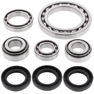 All Balls FRONT Differential Bearing Seal Kit for Arctic Cat, Suzuki