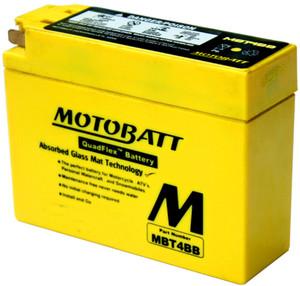 Motobatt MBT4BB 2.5Ah Battery