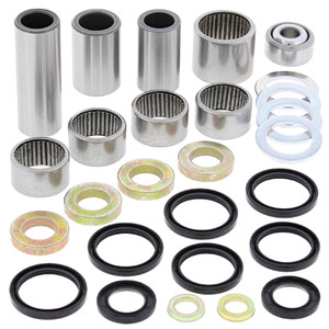 All Balls Swing Arm Linkage Bearing Kit for Honda 27-1029