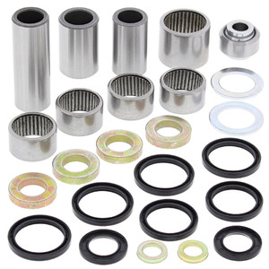 All Balls Swing Arm Linkage Bearing Kit for Honda 27-1033