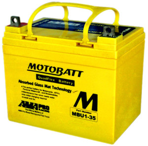 Motobatt MBU1-35 35Ah Battery