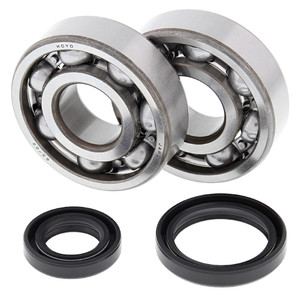 All Balls Crank Shaft Bearing Kit for RM125 Suzuki 89-08