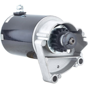 Starter Briggs V Twin 393017 394674 394808 435307 with FREE GEAR