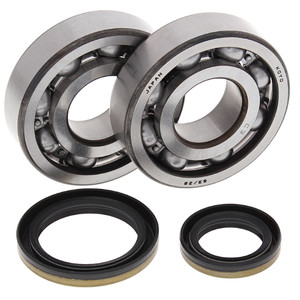All Balls Crank Bearing and Seal Kit for Suzuki 24-1021