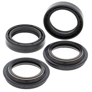 All Balls Fork Seal & Dust Seal Kit for Buell, Honda, Kawasaki, Suzuki