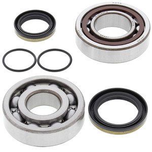 All Balls Crank Shaft Bearing Kit for KTM EGS EXC 125 200 SX XC, Others