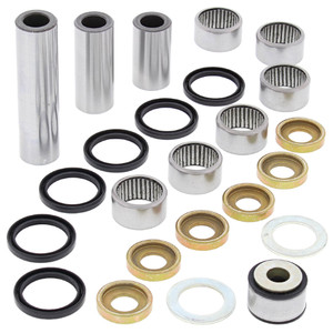 All Balls Shock Swing Arm Linkage Bearing Seal Kit for CR125R CR250R Honda 02-04