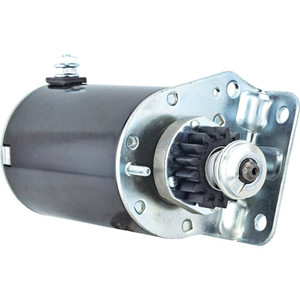 Starter for Briggs 497401 494198 494990 11-25 HP with FREE GEAR