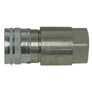 Flush Face Coupler FEM-501-8FP-NL Universal Products; 3001-1212