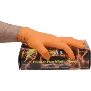 New DB Electrical Orange Large Glove 900-81012