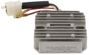 Voltage Regulator/Rectifier 12-Volt for Yamaha YFB250, 4GB-81960-00-00, 230-58284