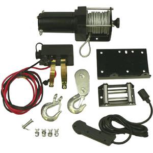 3000 lb pound ATV UTV Winch Motor Kit With Removable Toggle Switch, 431-01010