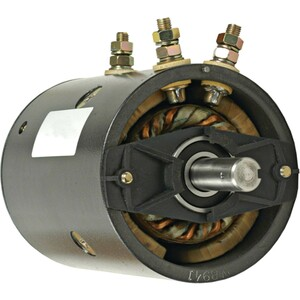 12V Winch Motor for WARN Keyed Shaft HEAVY DUTY 8274 New
