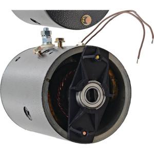 """4.5"""" DC Motor, 15mm Shaft 12 Volt, CWW For Prestolite 46-4169, 430-20035"""