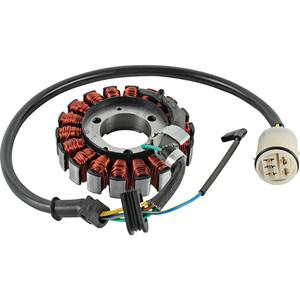 Honda ATV Stator Coil Denso Version, Not Sealed in Epoxy for RX350FE Rancher, 340-58029