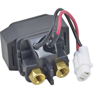 New Starter Relay 12-Volt; For Yamaha ATV 1999-01 Grizzly 600 YFM600FWA w/595cc New