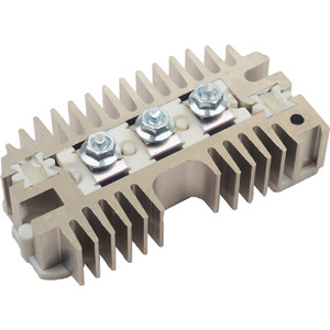 Alternator for 37 AMP Heavy Duty Rectifier Delco HD 10SI, 20SI Chevy; ADR1224 New