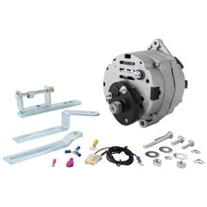 Alternator For Ford Generator Kit Tractor 2000, 3000, 4000, 5000, 7000; AKT0005 New