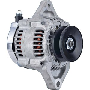 12 Volt 55 AMP Alternator For Yanmar 129961-77200 101211-2590, AND0567 New