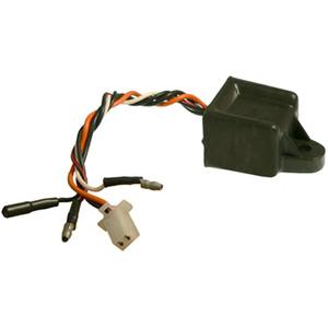CDI MODULE BOX YamahaAxis YA90 90cc wo/Electronic Advance w/Sensor, IYA6005 New