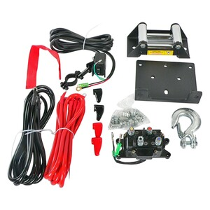 4000 lb pound Complete ATV UTV Winch Motor Assembly Kit, WIN0018 New