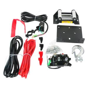4500 lb pound Complete ATV UTV Winch Motor Assembly Kit, WIN0019 New