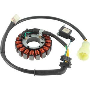 New Stator Coil 12-Volt For Honda ATV, 31120-HM3-671 for 2009 TRX300X w/281cc New
