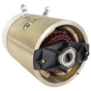 PUMP MOTOR 24 VOLT SLOTTED SHAFT W-8963 W-8263, LPL0053 New