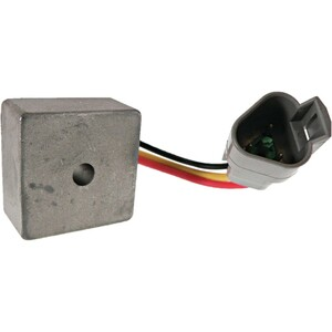 Voltage Regulator for Club Car Precedent 4-cycle Gas Golf Cart 1025159-01 New