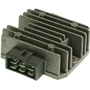 Voltage Regulator For KLF220 KLF250 Bayou Kawasaki KL650 KLR650 ZN1300, AKI6017 New