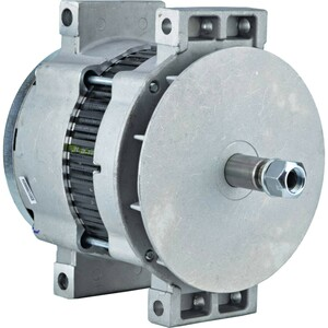 Alternator for Denso Brushless 12 Volt 130 amp Internally Regulated, AND0557
