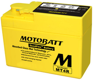 Motobatt MT4R 2.5Ah Battery