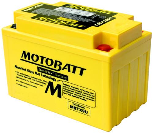 Motobatt MBTX9U 10.5Ah Battery