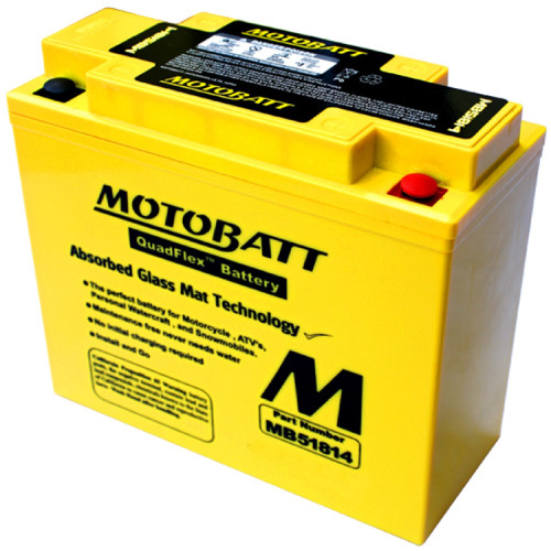 Motobatt MB51814 22Ah Battery