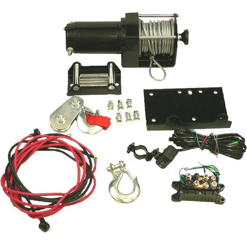 3000 lb pound Complete ATV UTV Winch Motor Assembly Kit New