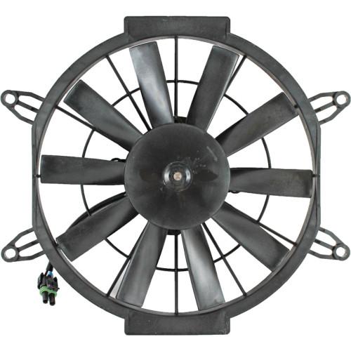 New Radiator Cooling Fan Motor for Hawkeye 400 Polaris ATV 2012 2013 2014 New