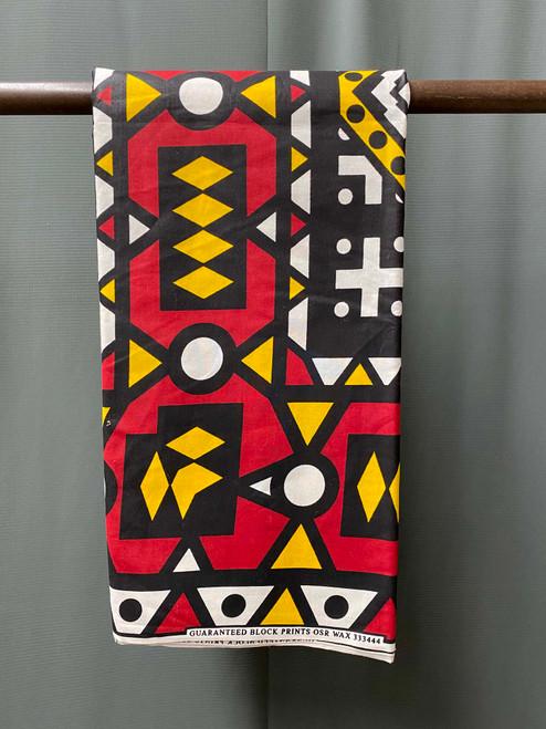 African Print #32 Kings