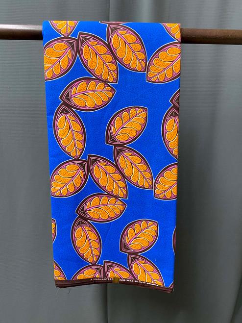 African Print #33 Leaves
