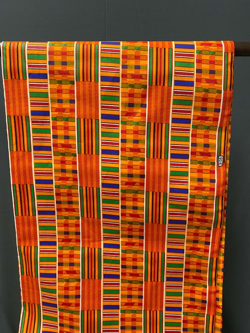 African Print #R3 Kente