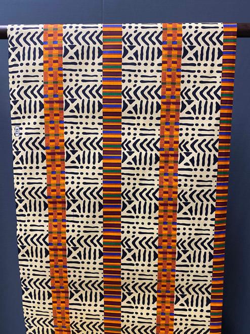 African Print #R15 Kente Combo