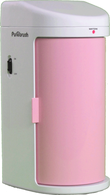 Purebrush With Pink Door
