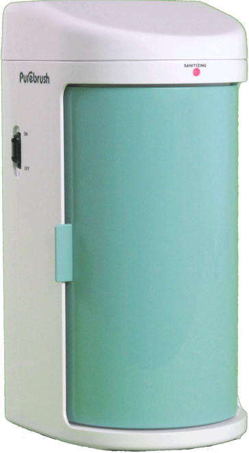 Purebrush With Green Door