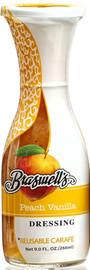Braswell's Peach Vanilla Dressing 9oz