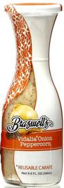 Braswell's Vidalia Onion & Peppercorn Dressing 9oz Case