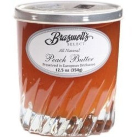Braswell's Peach Butter 12.5oz